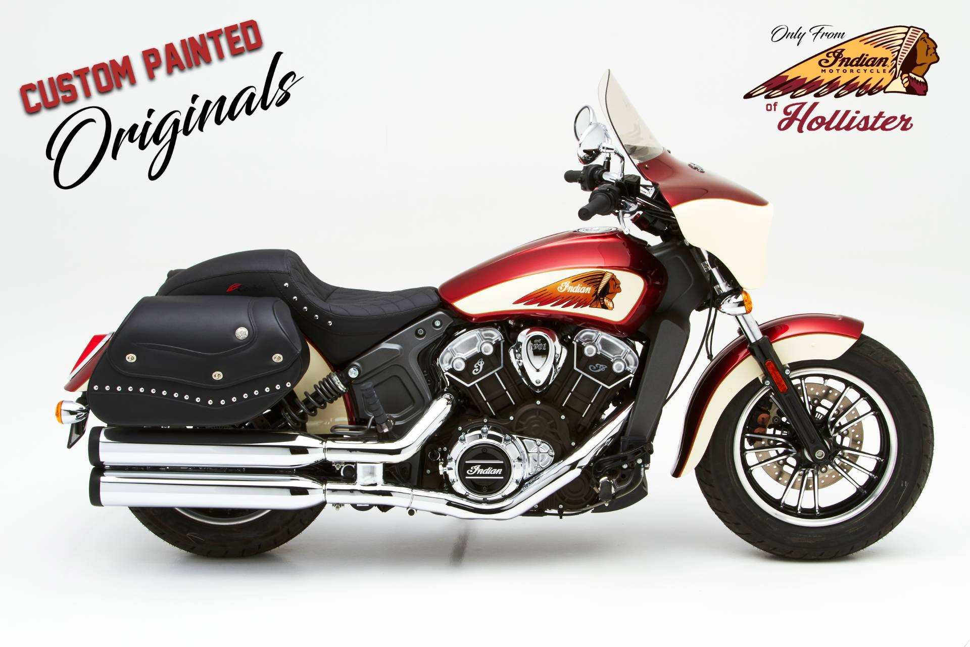 2020 Indian Scout® ABS in Hollister, California - Photo 4