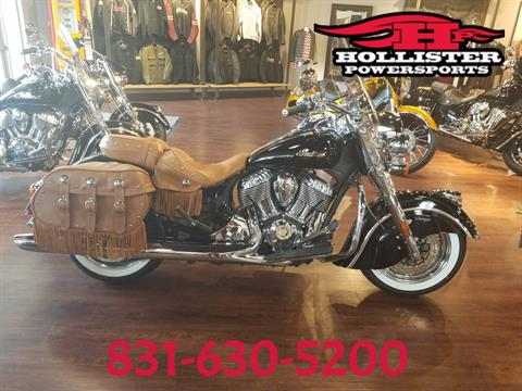 2017 Indian Chief® Classic in Hollister, California