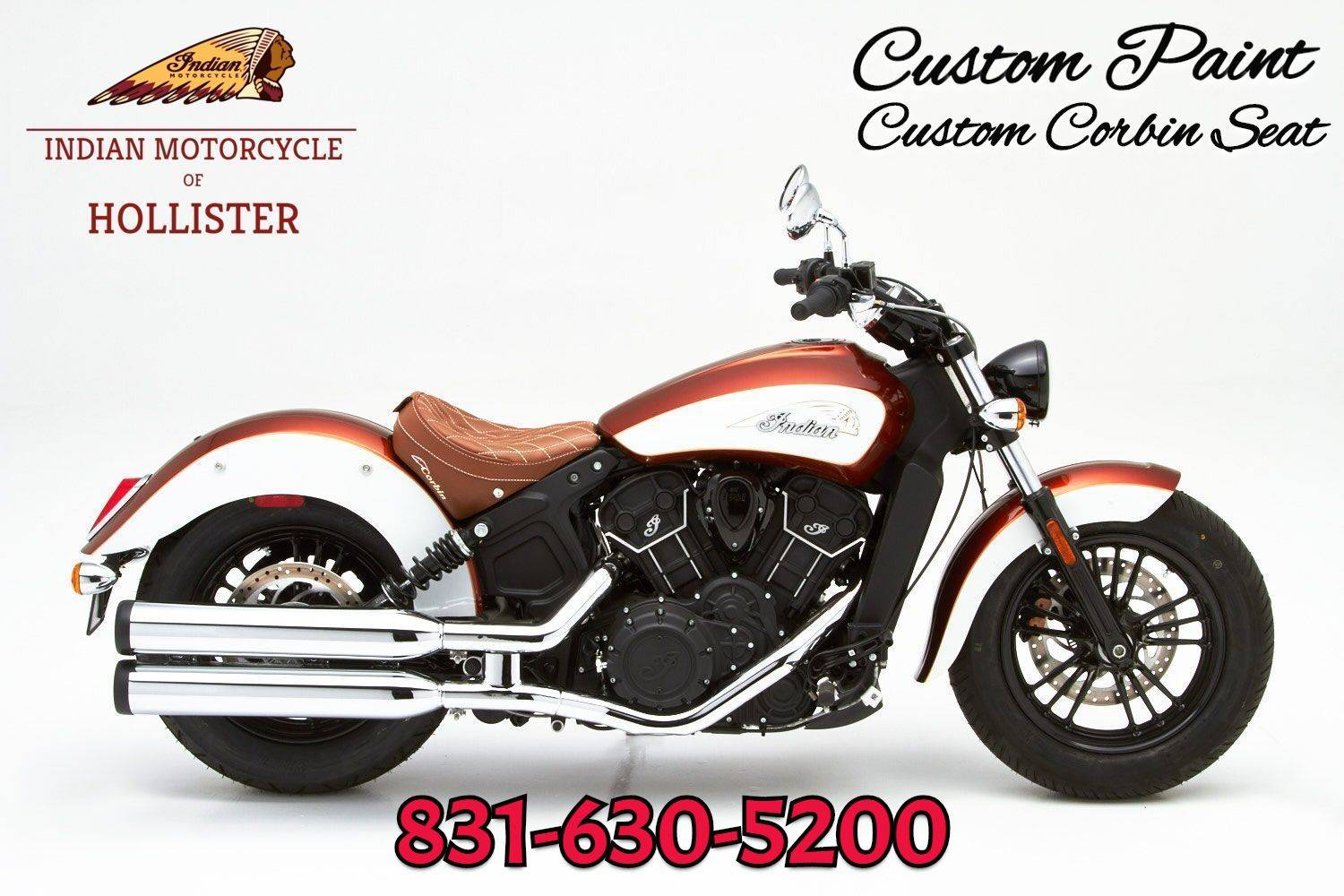 2018 Indian Scout Sixty ABS 1