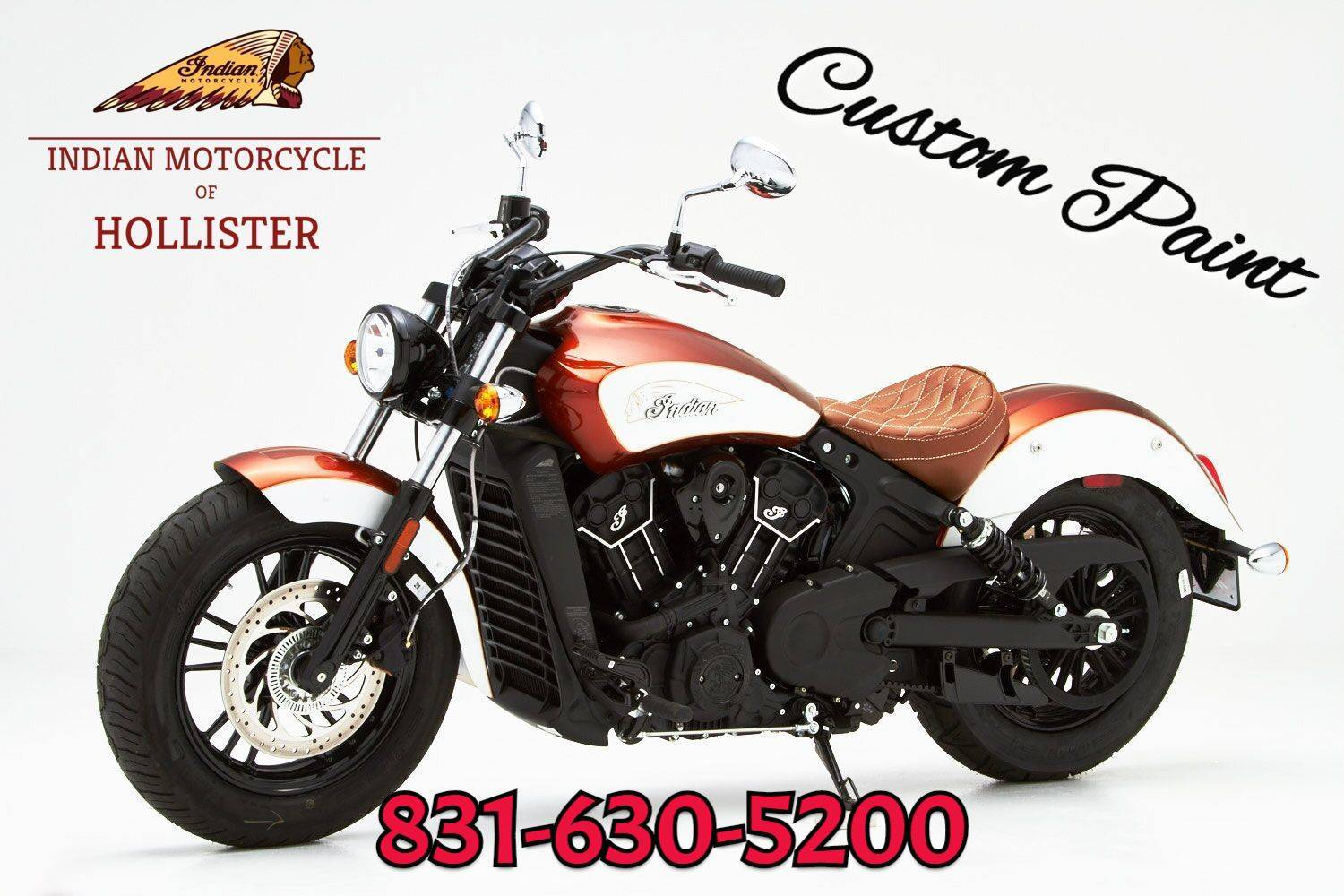 2018 Indian Scout Sixty ABS 3