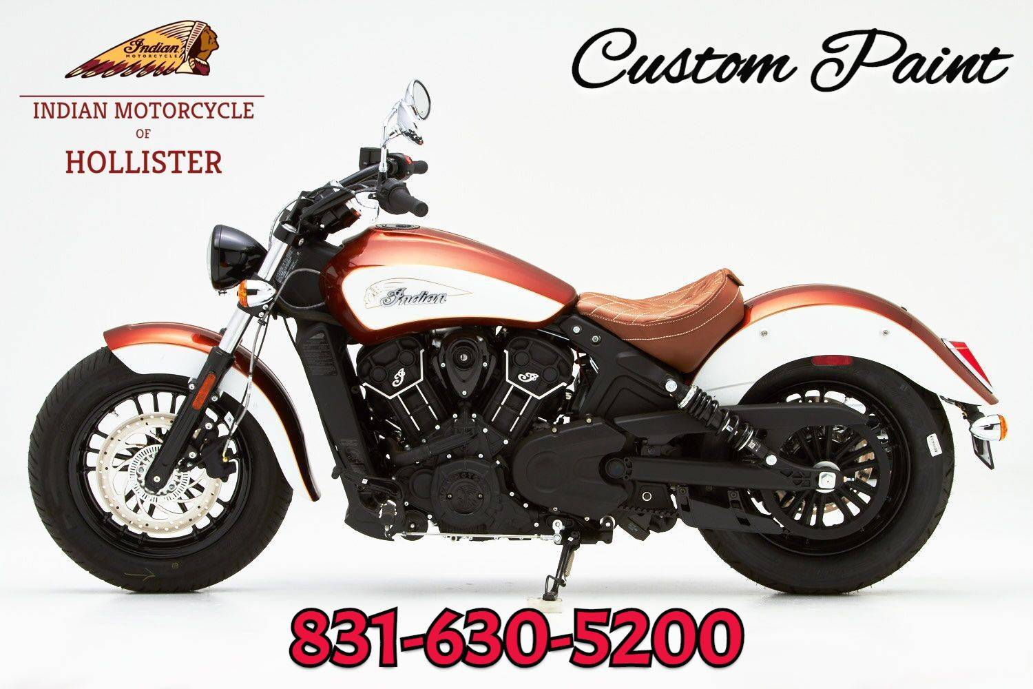 2018 Indian Scout Sixty ABS 4
