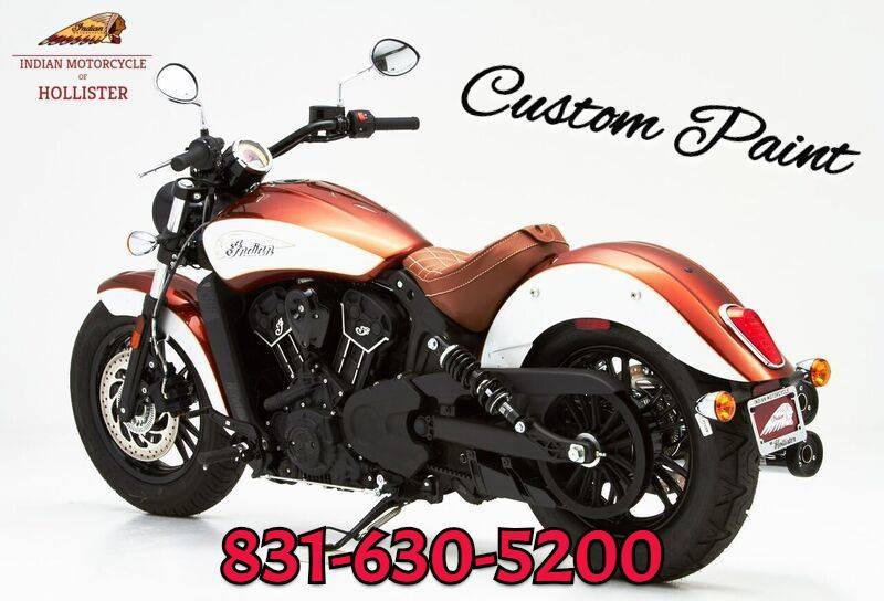 2018 Indian Scout Sixty ABS 5