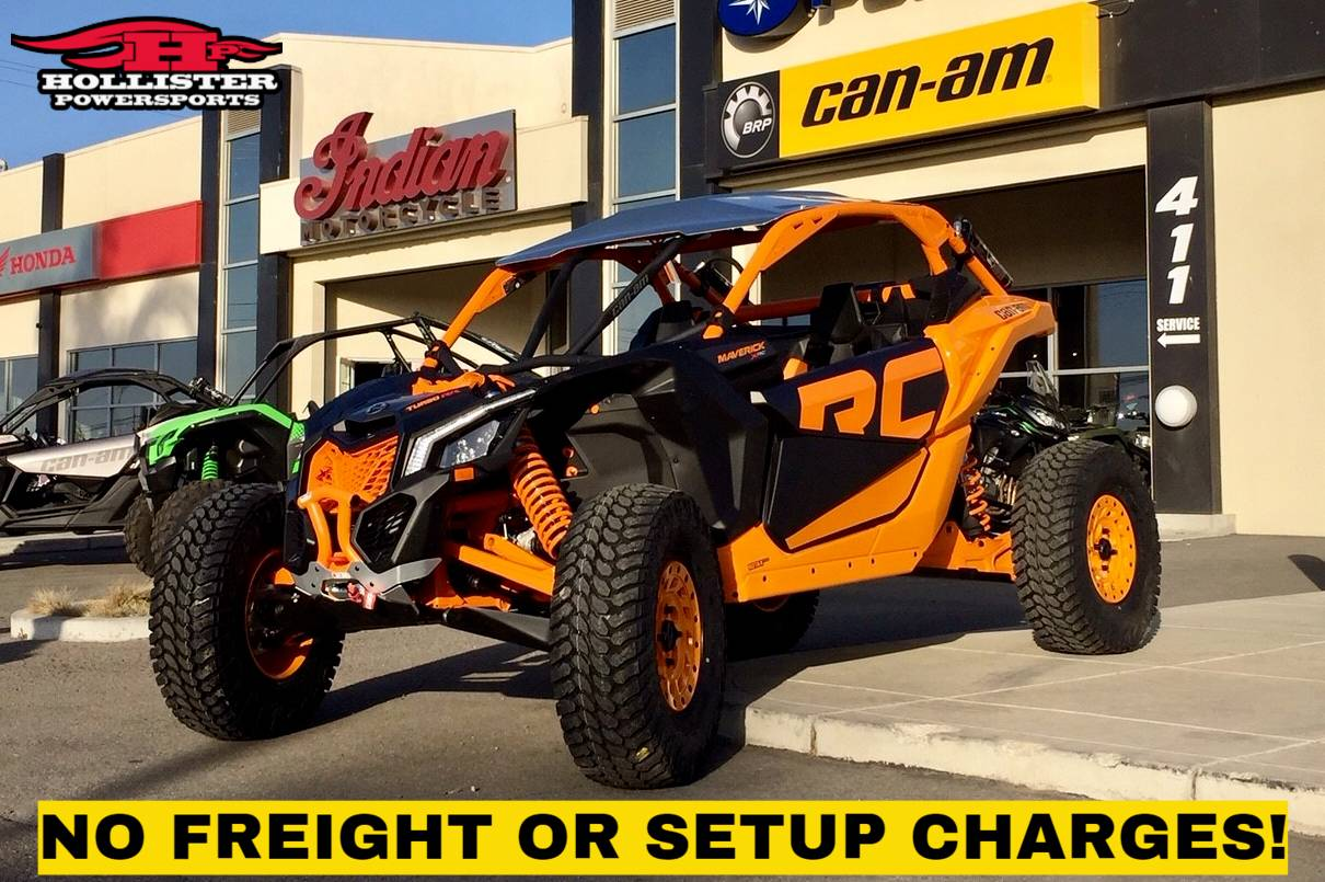 2020 Can-Am Maverick X3 X RC Turbo RR in Hollister, California - Photo 2