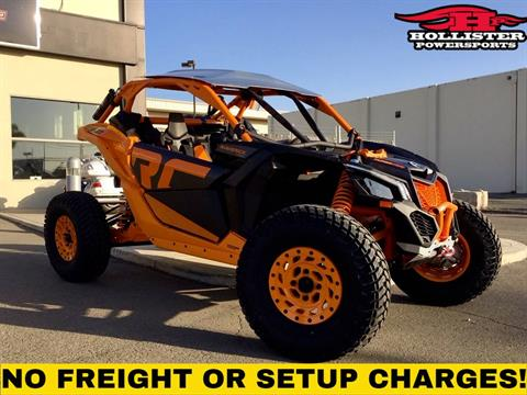 2020 Can-Am Maverick X3 X RC Turbo RR in Hollister, California - Photo 1