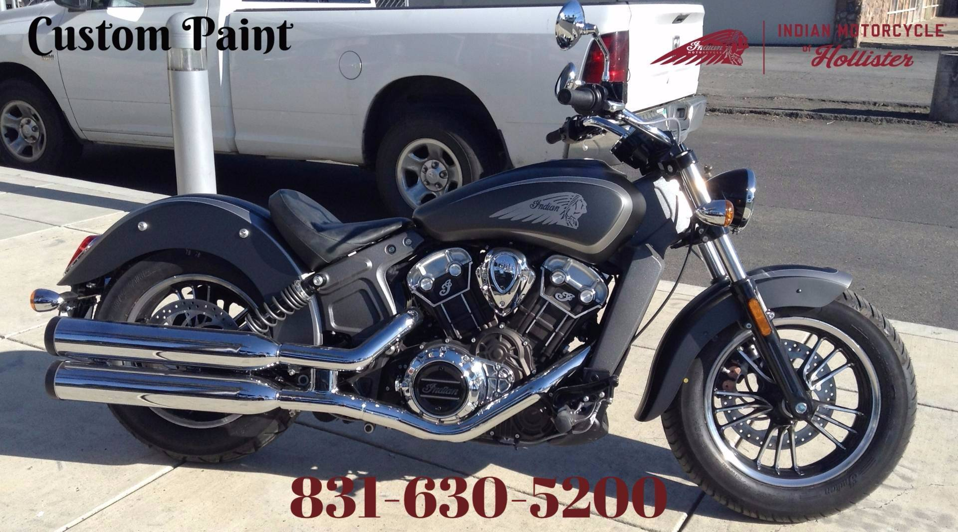 2019 Indian Scout® in Hollister, California - Photo 1