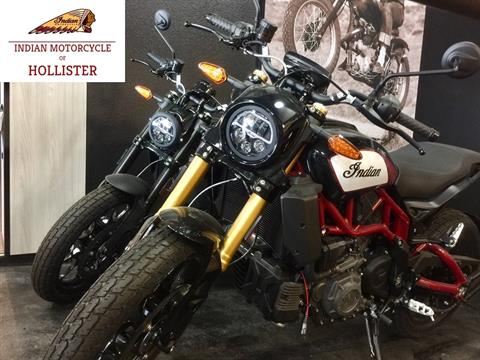 2019 Indian FTR™ 1200 S in Hollister, California - Photo 1