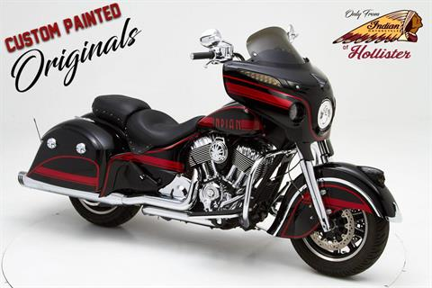 2020 Indian Chieftain® Classic in Hollister, California - Photo 5