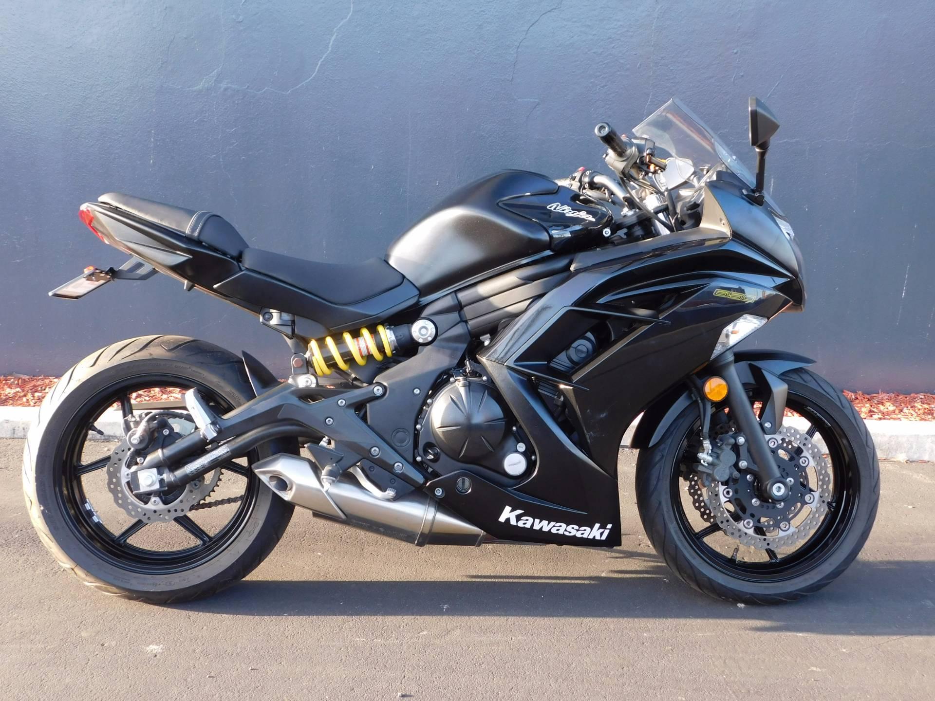 Used 2013 Kawasaki Ninja® 650 Motorcycles in Chula Vista, CA | Stock