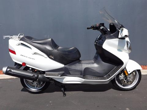 2009 Suzuki Burgman™ 650 in Chula Vista, California