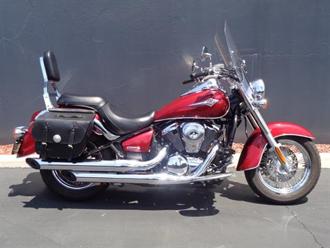 2007 Kawasaki Vulcan® 1600 Classic in Chula Vista, California - Photo 1