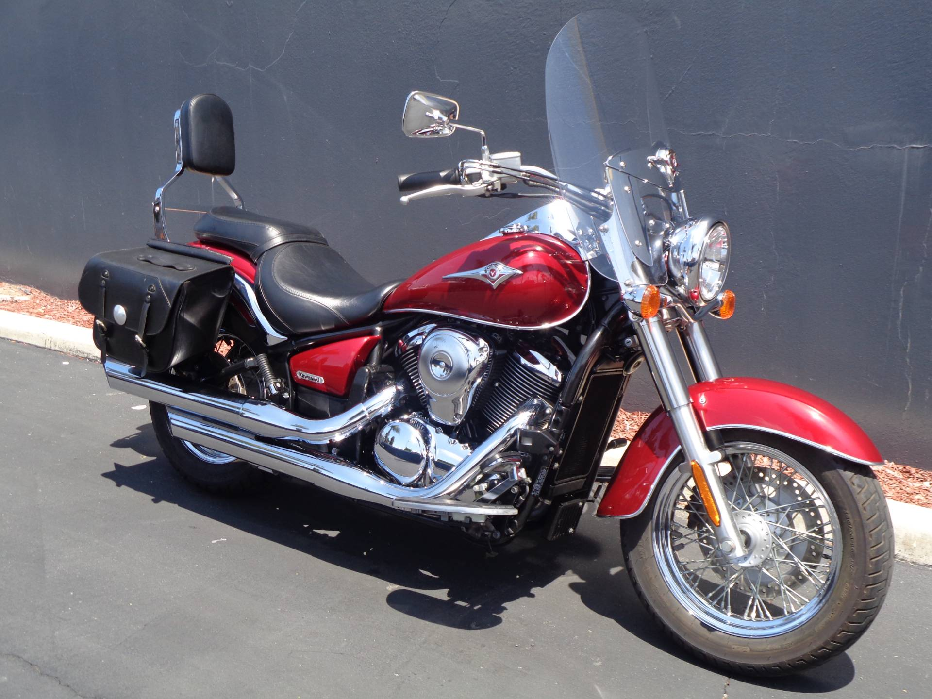2007 Kawasaki Vulcan® 1600 Classic in Chula Vista, California - Photo 2