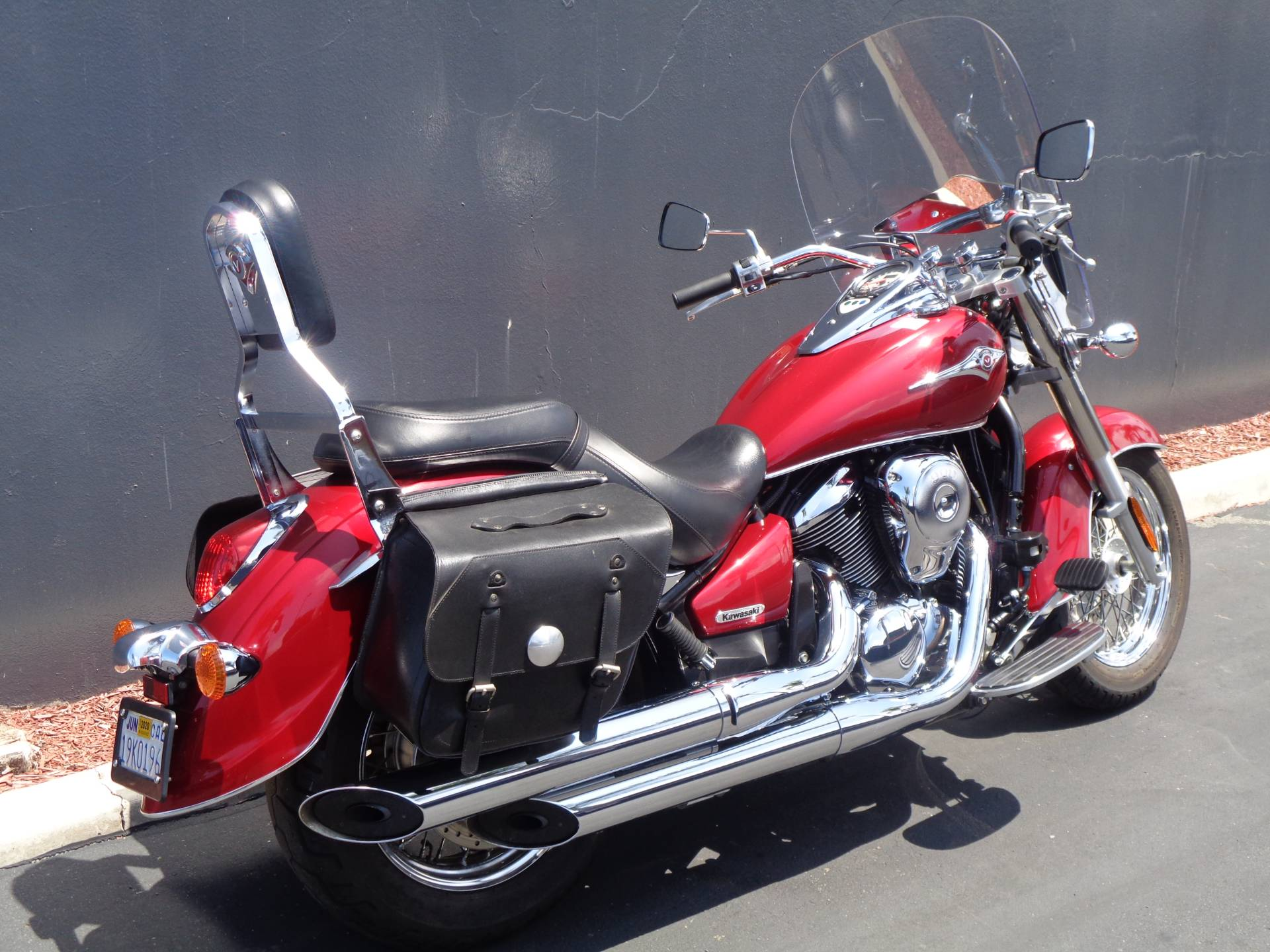2007 Kawasaki Vulcan® 1600 Classic in Chula Vista, California - Photo 3