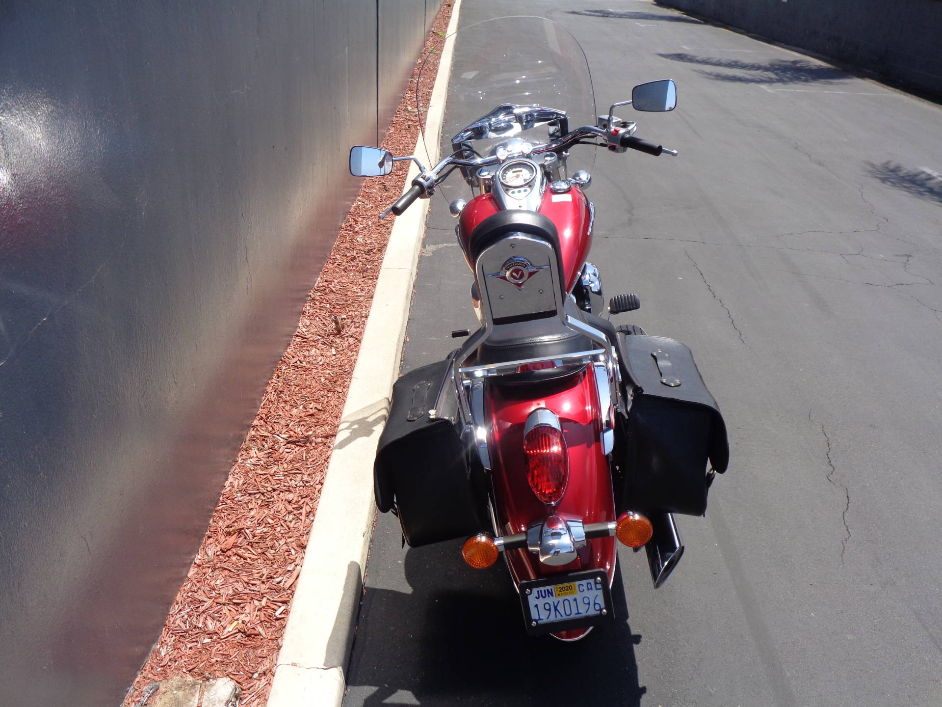 2007 Kawasaki Vulcan® 1600 Classic in Chula Vista, California - Photo 4