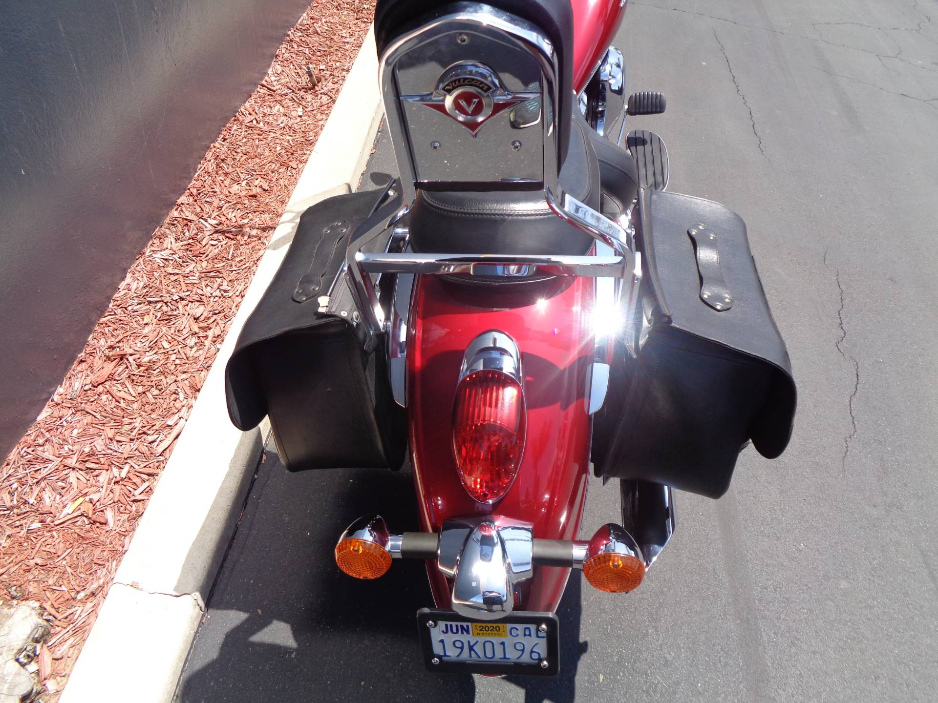 2007 Kawasaki Vulcan® 1600 Classic in Chula Vista, California - Photo 5