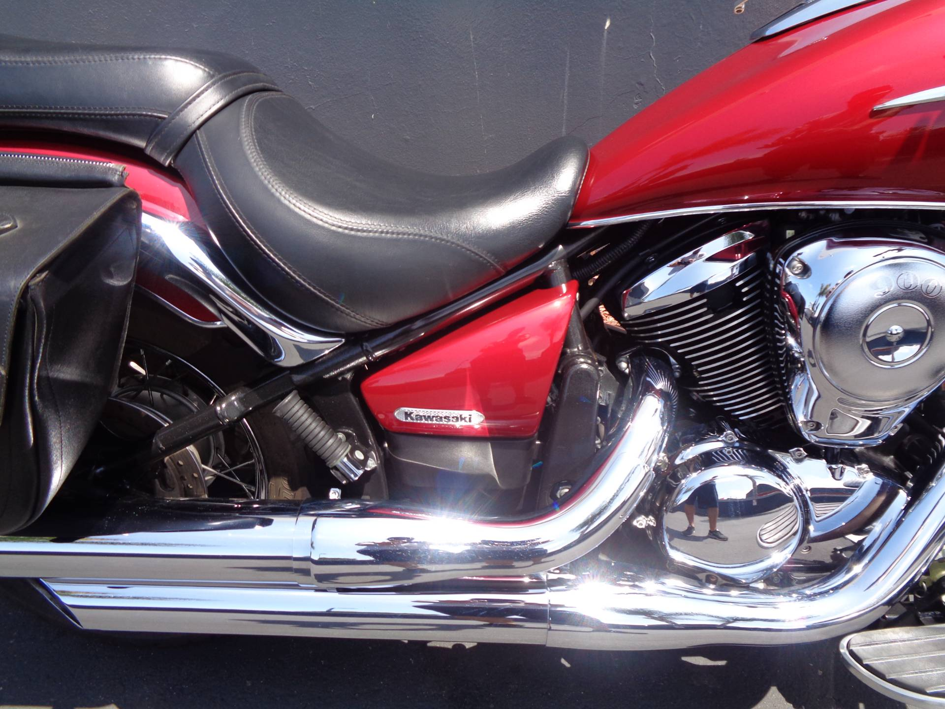 2007 Kawasaki Vulcan® 1600 Classic in Chula Vista, California - Photo 7