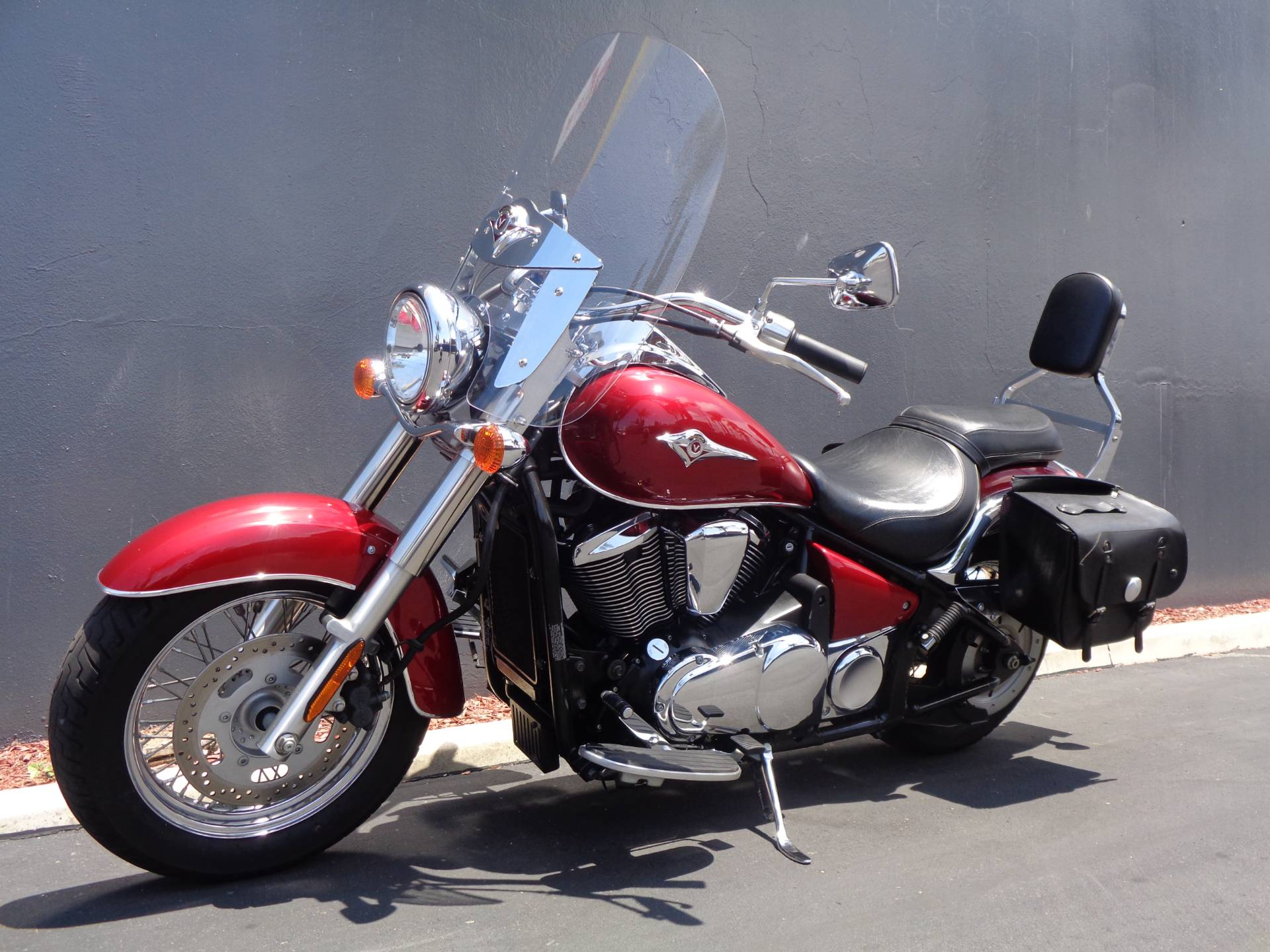 2007 Kawasaki Vulcan® 1600 Classic in Chula Vista, California - Photo 11