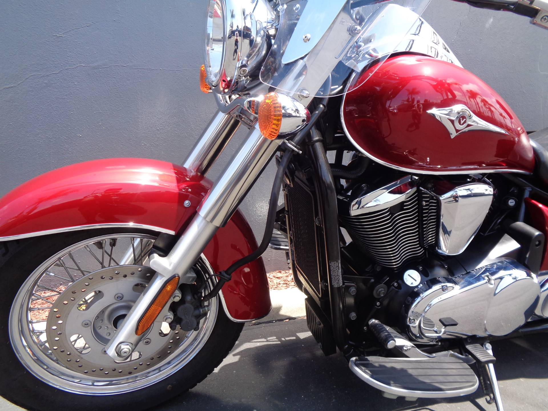 2007 Kawasaki Vulcan® 1600 Classic in Chula Vista, California - Photo 14