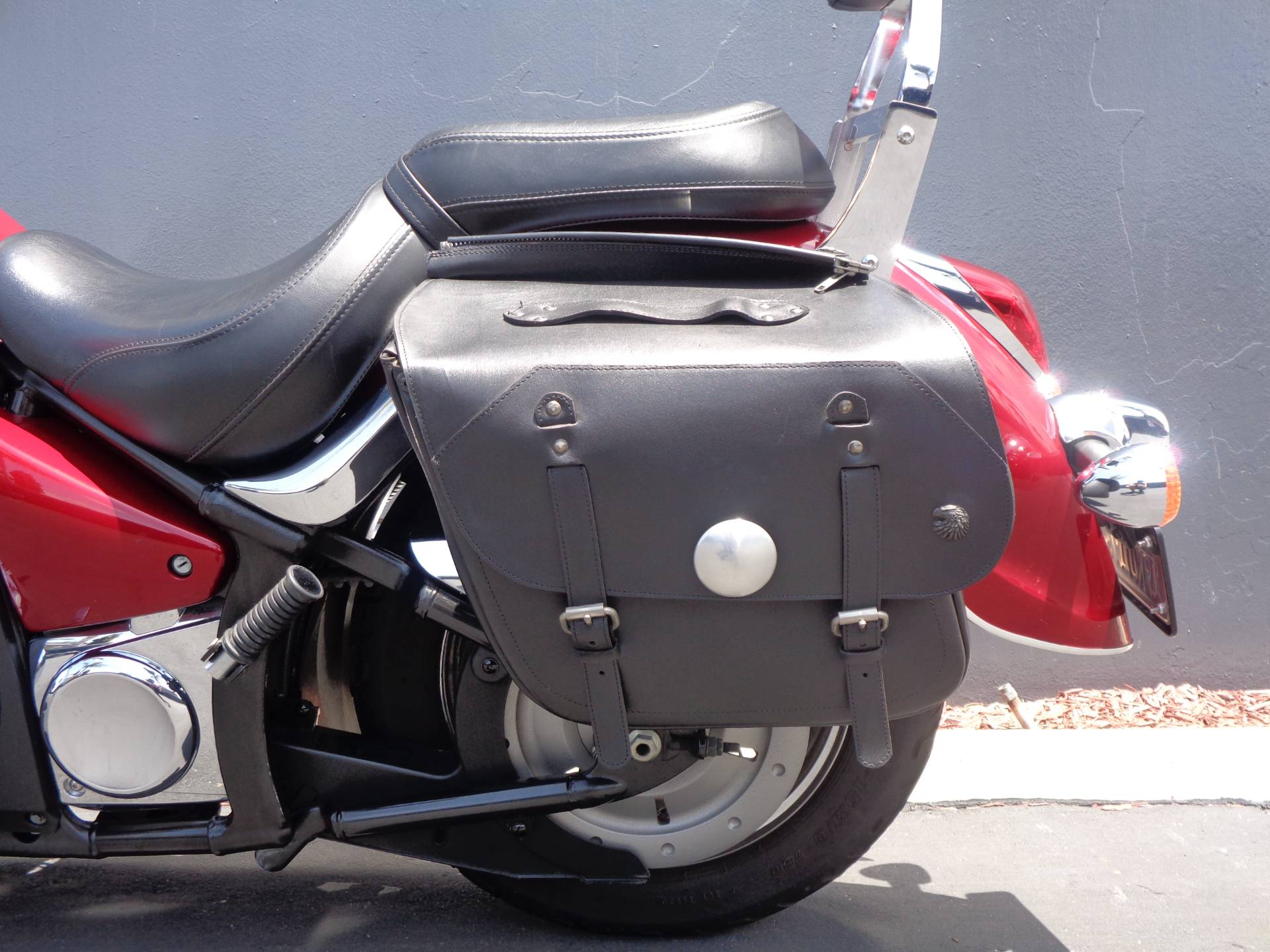 2007 Kawasaki Vulcan® 1600 Classic in Chula Vista, California - Photo 16
