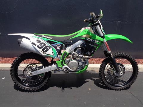 2015 Kawasaki KX™450F in Chula Vista, California - Photo 1