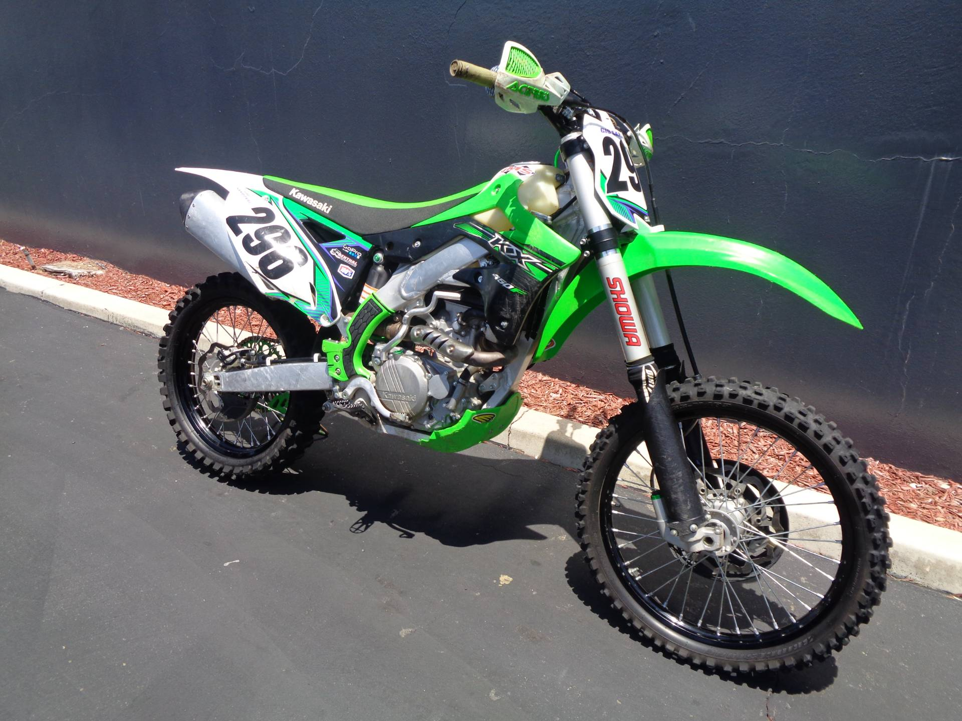 2015 Kawasaki KX™450F in Chula Vista, California - Photo 2