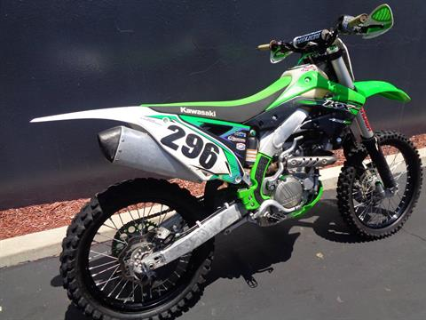 2015 Kawasaki KX™450F in Chula Vista, California - Photo 3