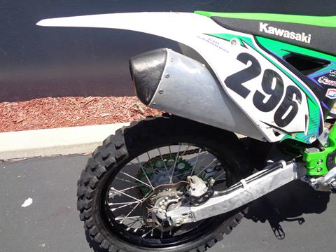 2015 Kawasaki KX™450F in Chula Vista, California - Photo 6