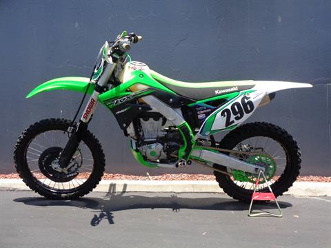 2015 Kawasaki KX™450F in Chula Vista, California - Photo 10