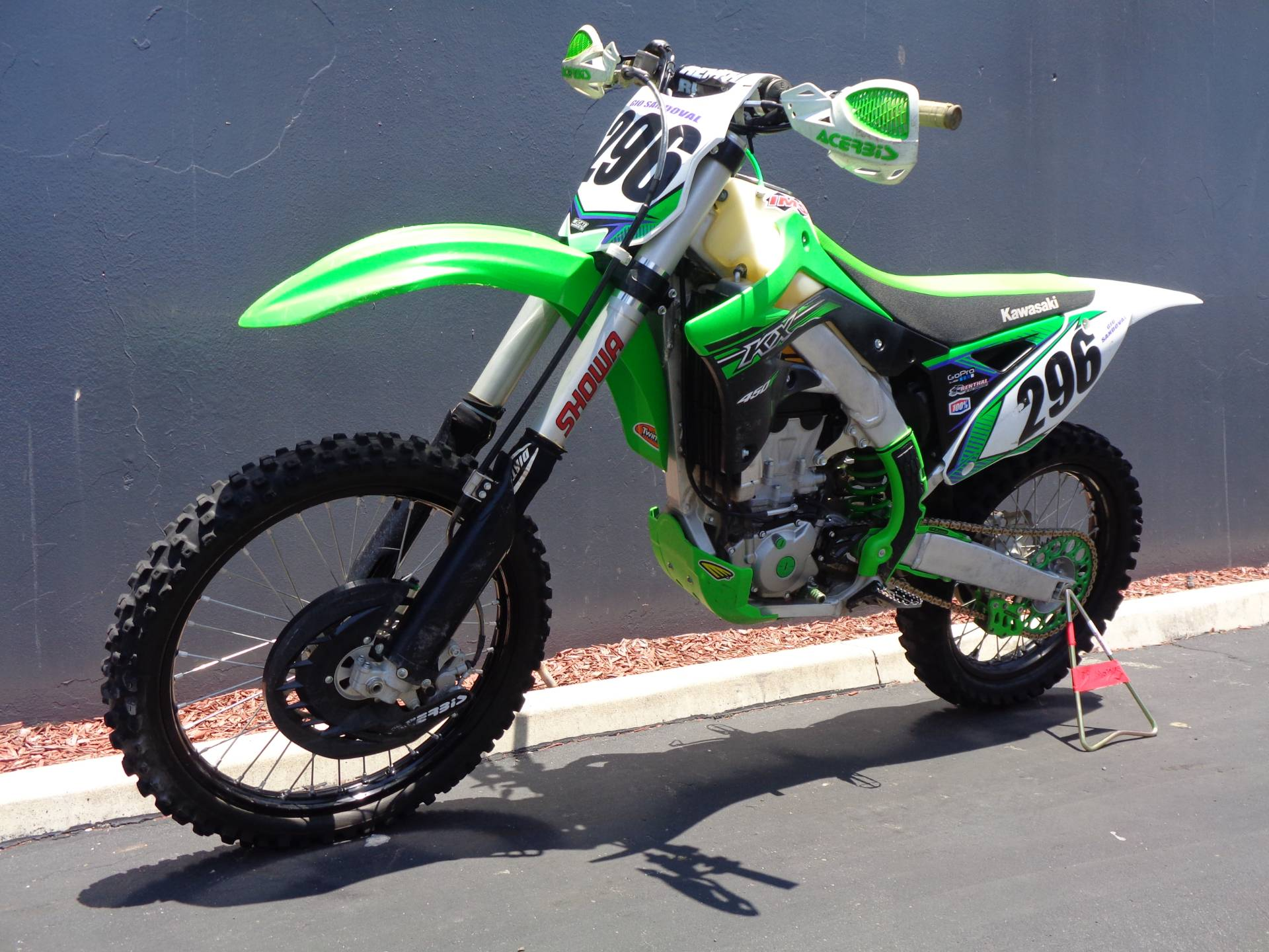 2015 Kawasaki KX™450F in Chula Vista, California - Photo 11