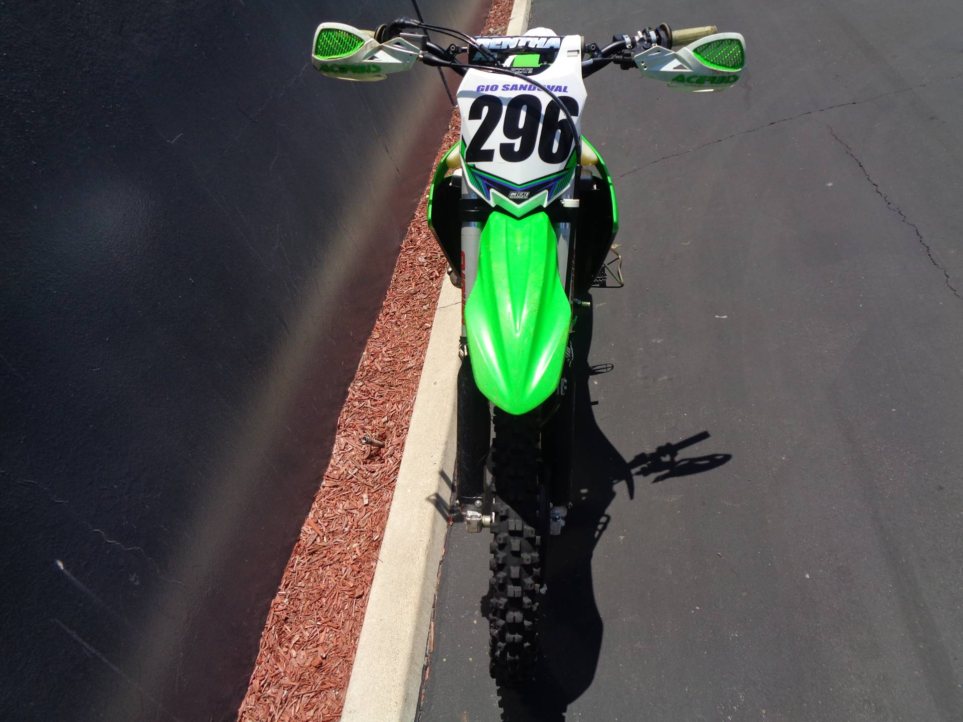 2015 Kawasaki KX™450F in Chula Vista, California - Photo 13