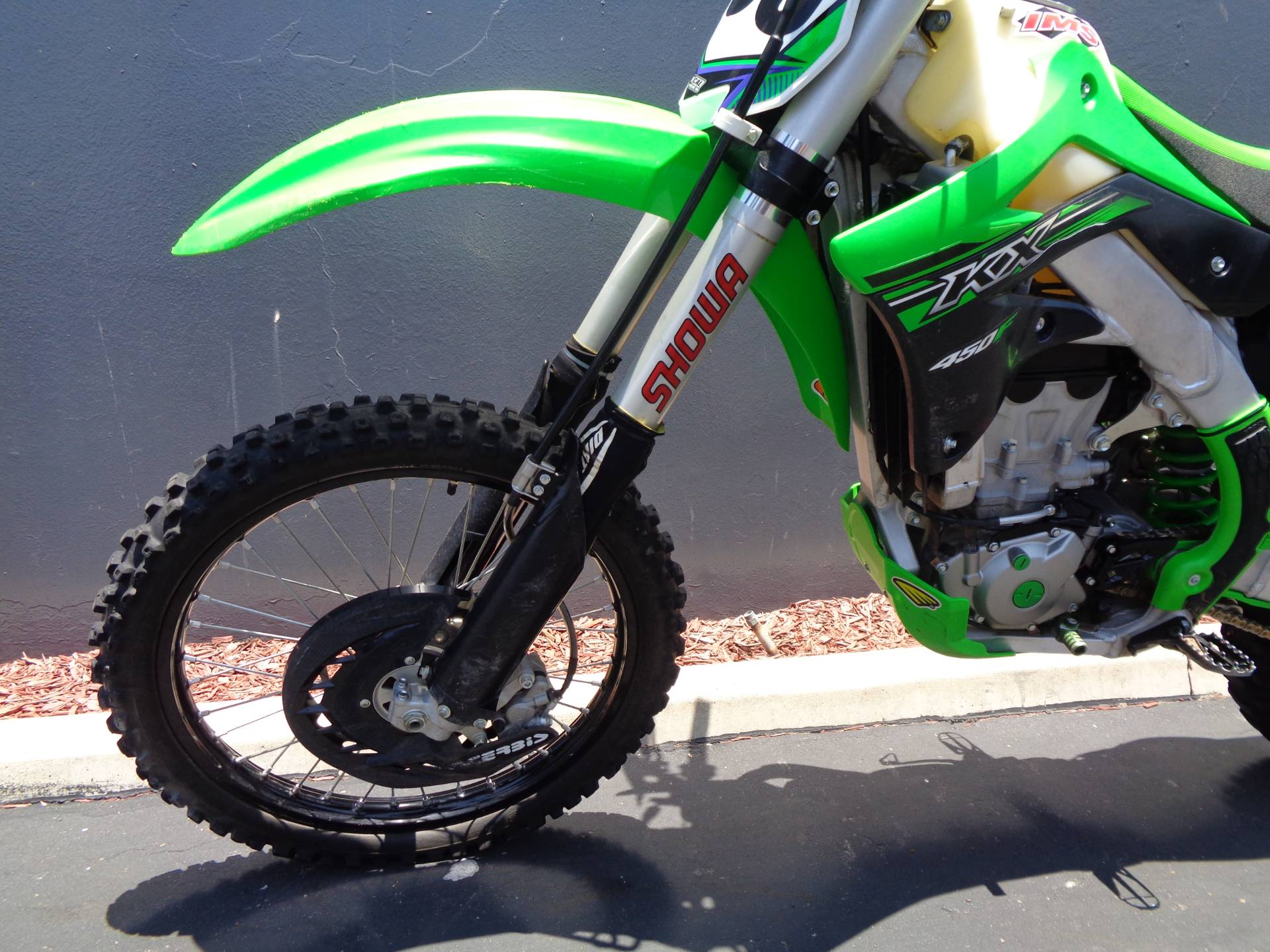 2015 Kawasaki KX™450F in Chula Vista, California - Photo 14