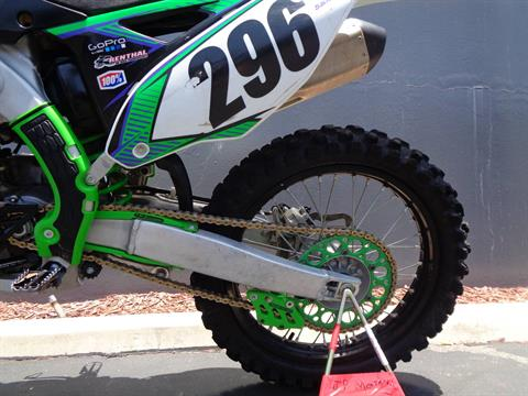 2015 Kawasaki KX™450F in Chula Vista, California - Photo 16