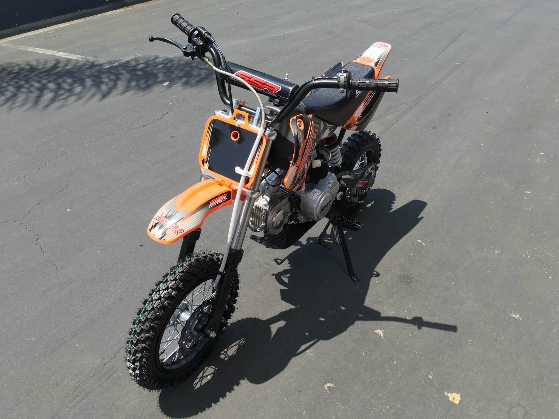 2018 SSR Motorsports SR110 Semi in Chula Vista, California