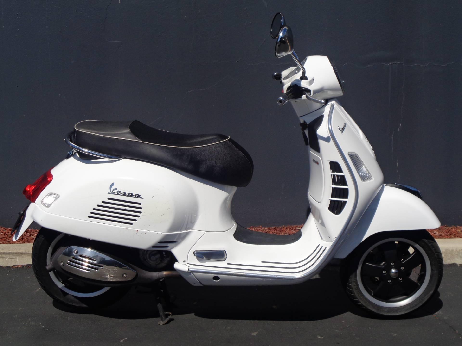 2009 Vespa Gts 250 In Chula Vista California