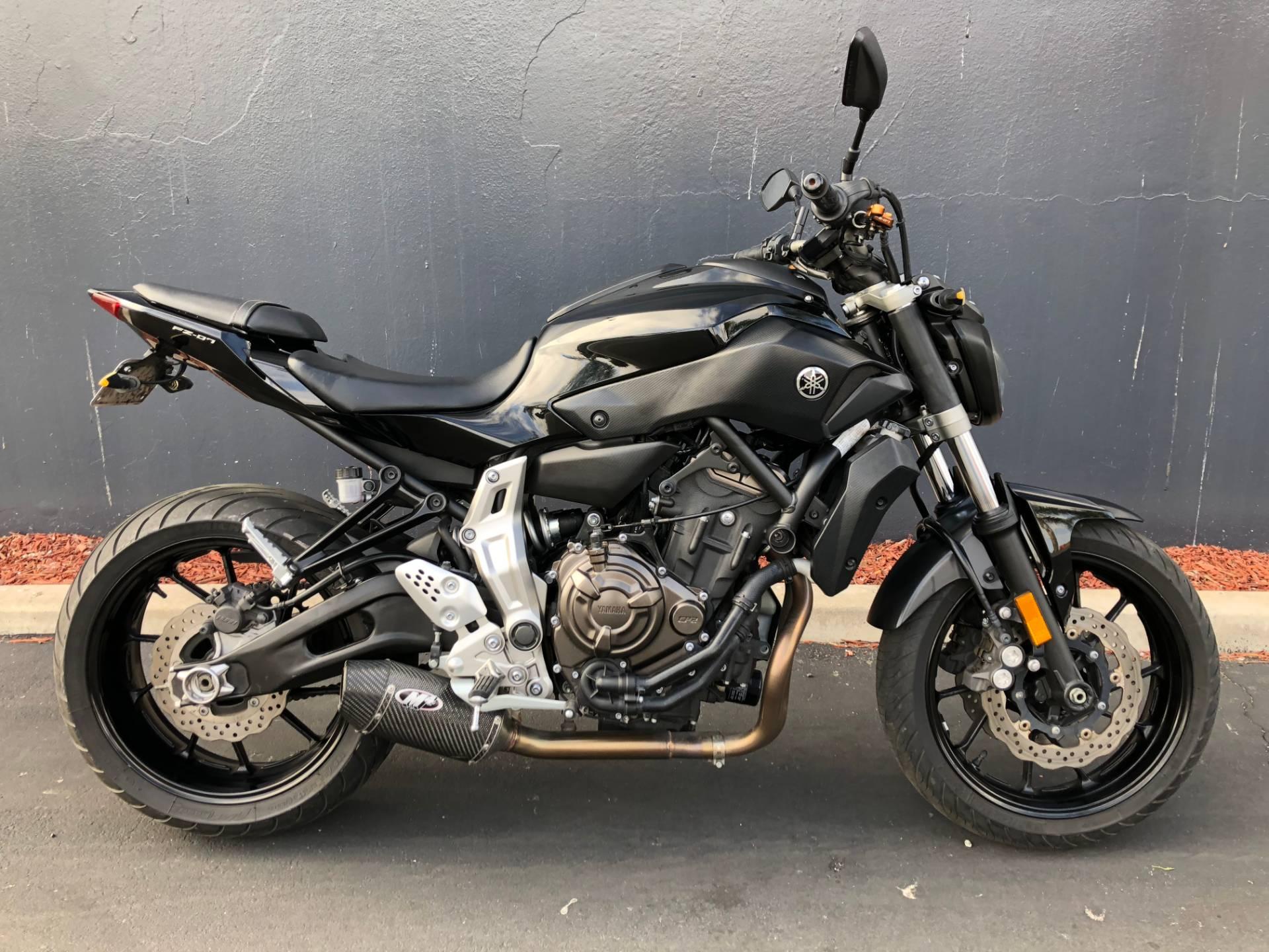 2016 Yamaha FZ-07 for sale 201138