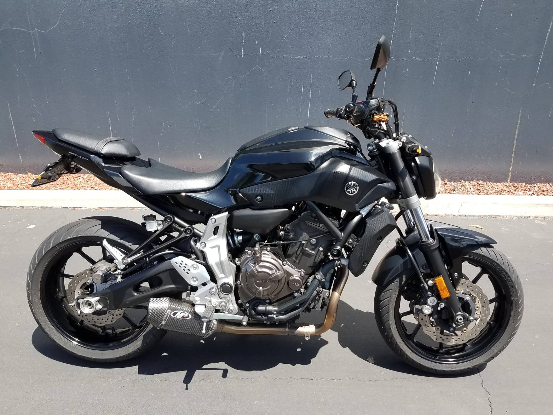 2016 Yamaha FZ-07 in Chula Vista, California