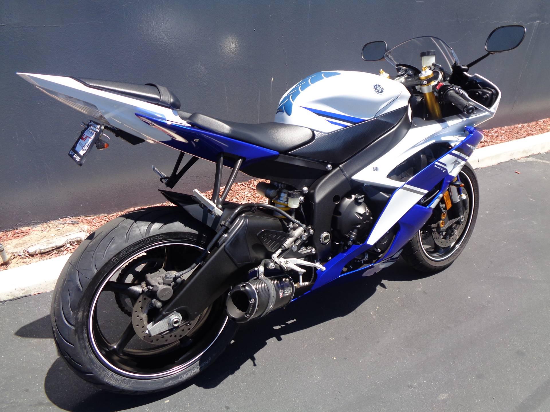 2014 Yamaha YZF-R6 3