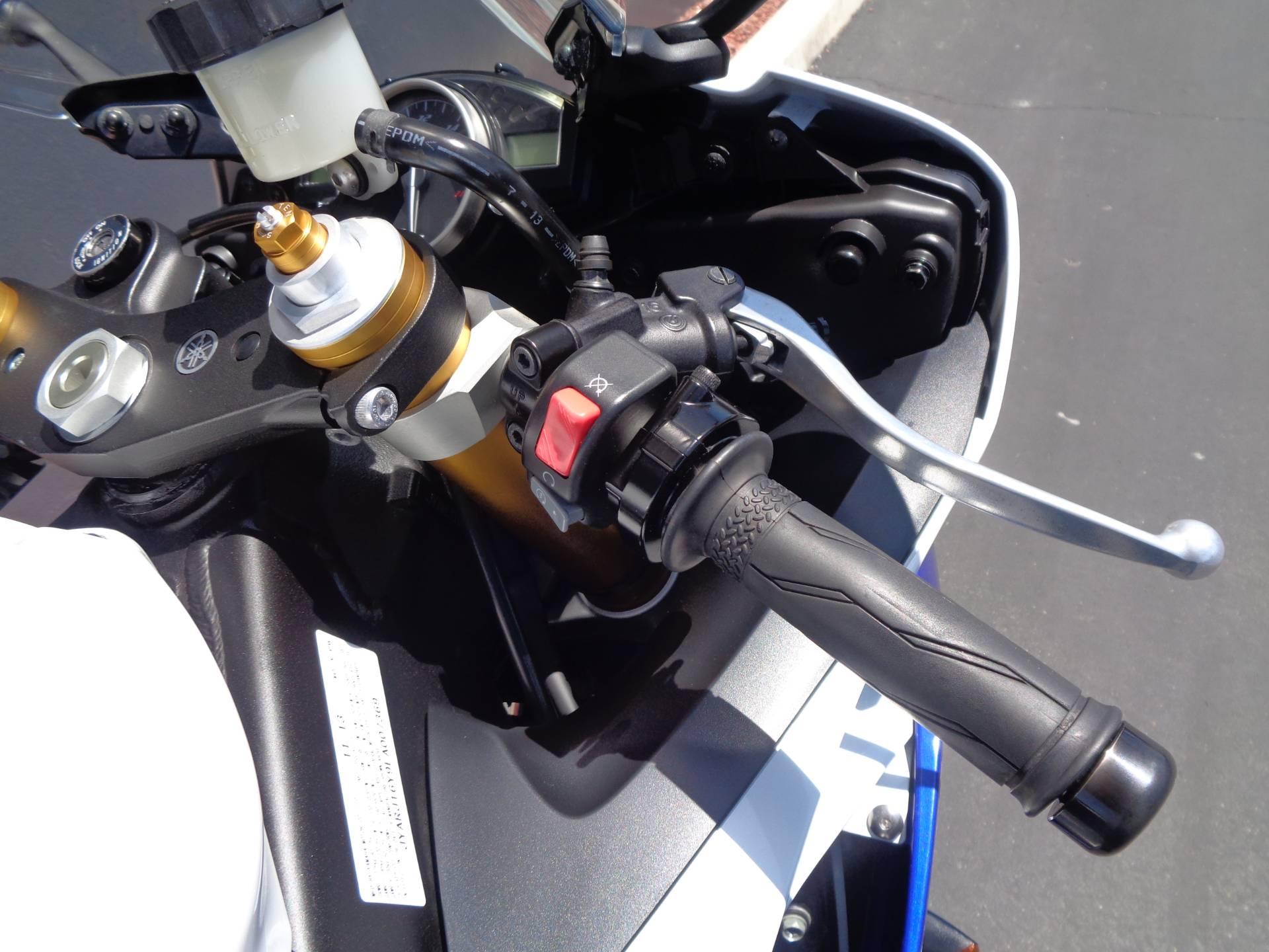 2014 Yamaha YZF-R6 9