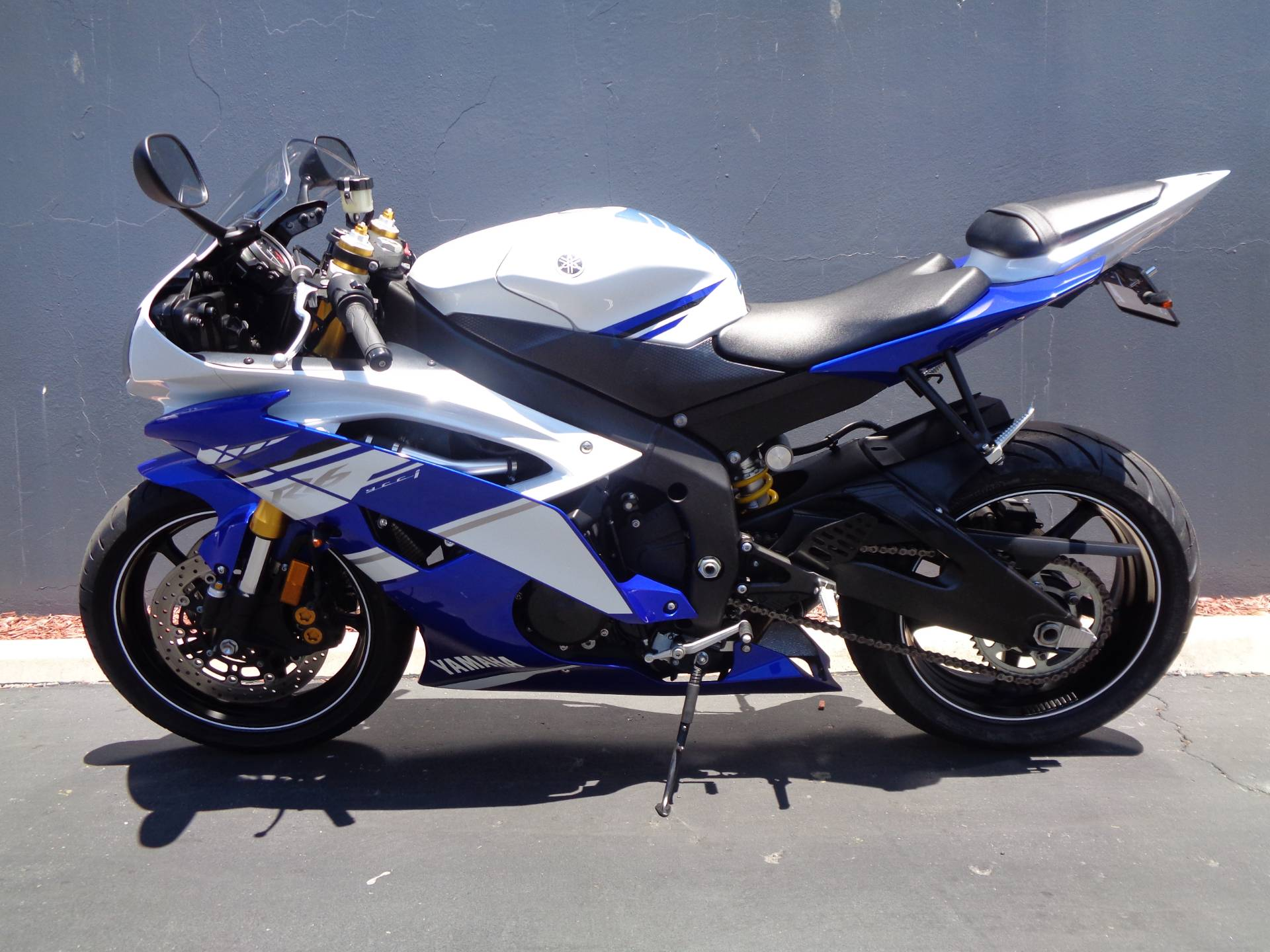2014 Yamaha YZF-R6 10