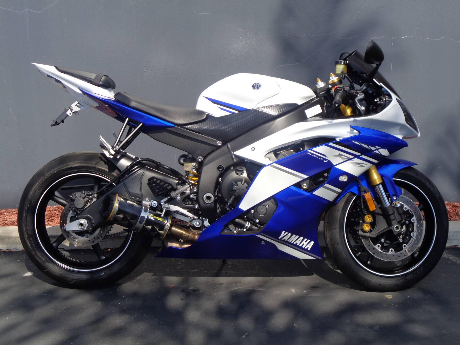 2014 Yamaha YZF-R6 for sale 210072