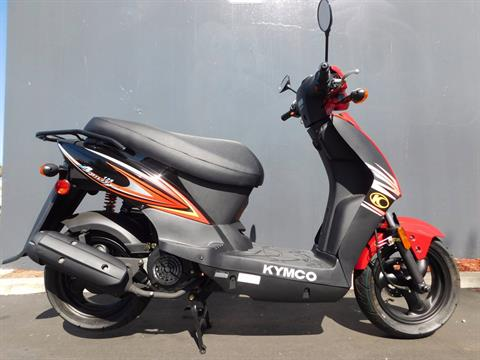 2015 Kymco Agility 125 in Chula Vista, California