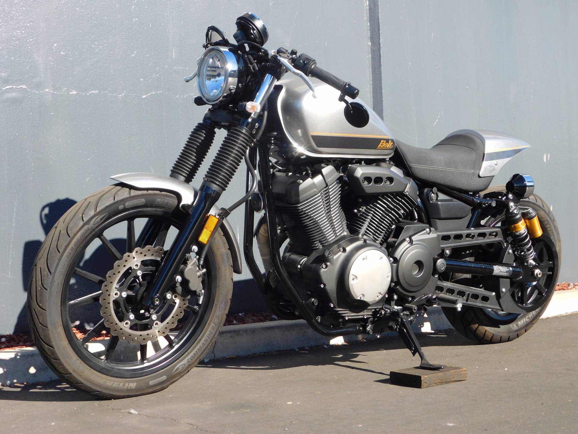 2015 Yamaha Bolt C-Spec in Chula Vista, California