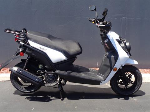 2019 Wolf Brand Scooters Wolf Rugby II in Chula Vista, California