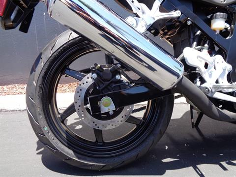 2016 Hyosung GT250R in Chula Vista, California - Photo 5
