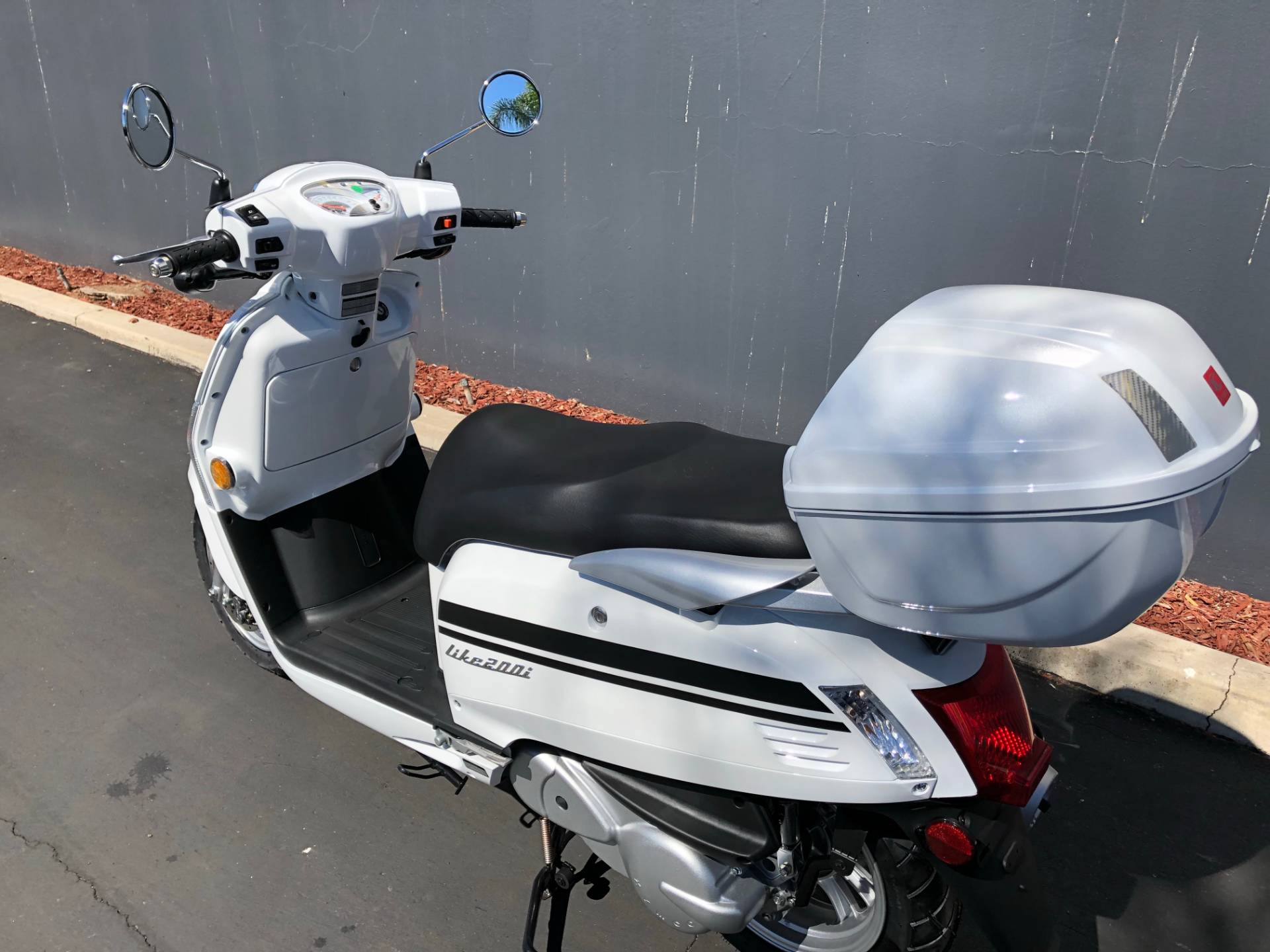 2018 Kymco Like 200i in Chula Vista, California