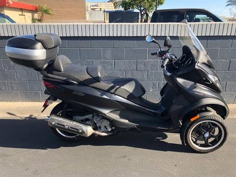 2016 Piaggio MP3 500 Business ABS in Chula Vista, California