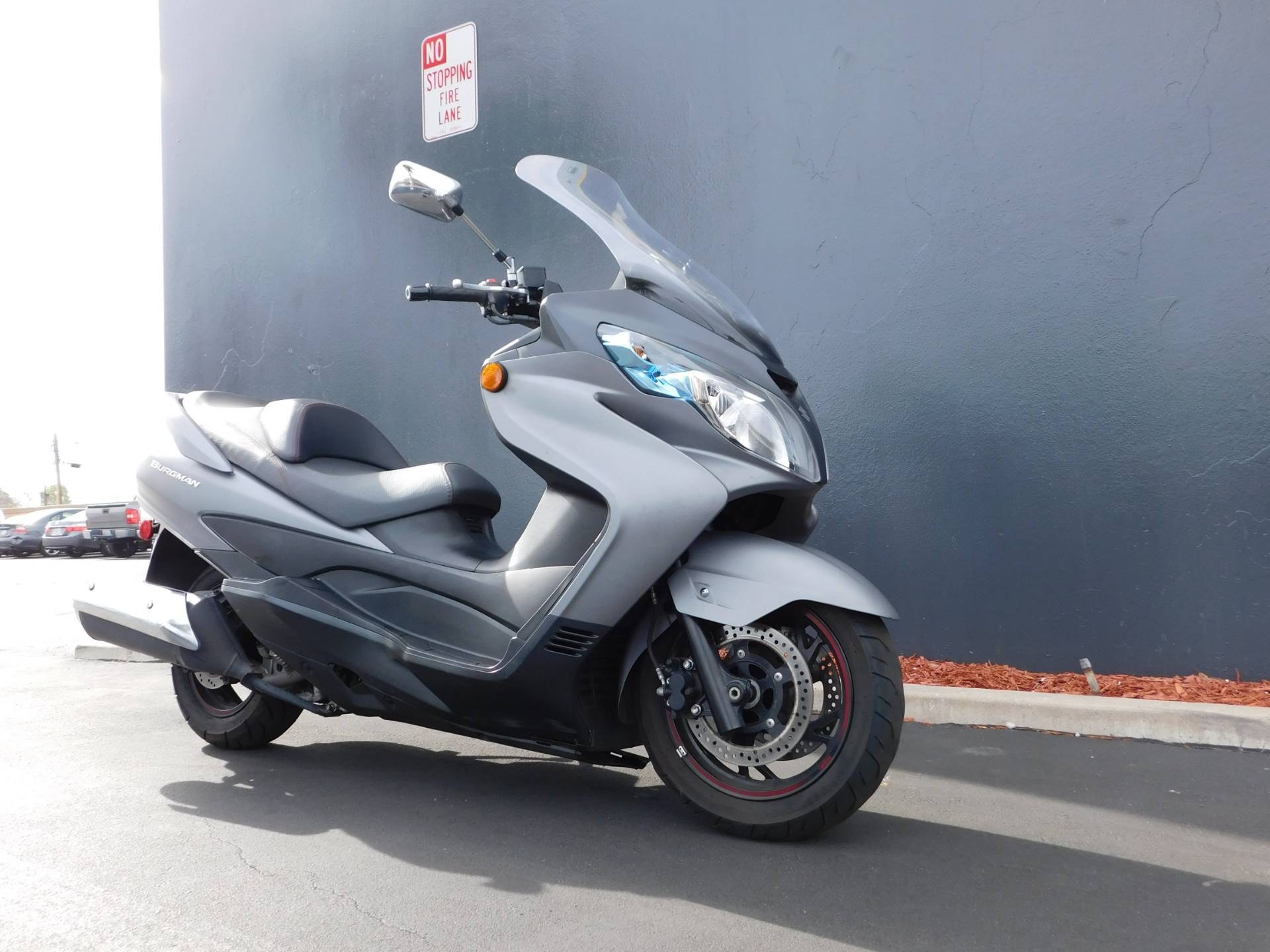 2013 Suzuki Burgman™ 400 ABS in Chula Vista, California