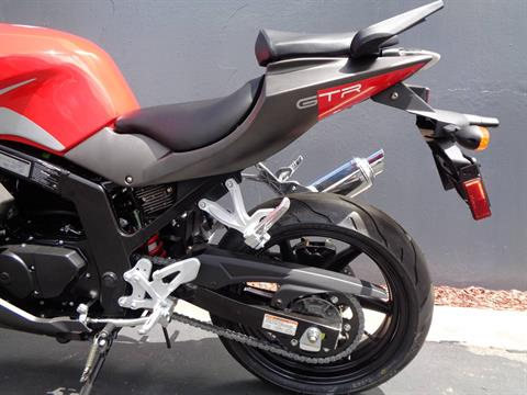 2016 Hyosung GT250R in Chula Vista, California - Photo 17
