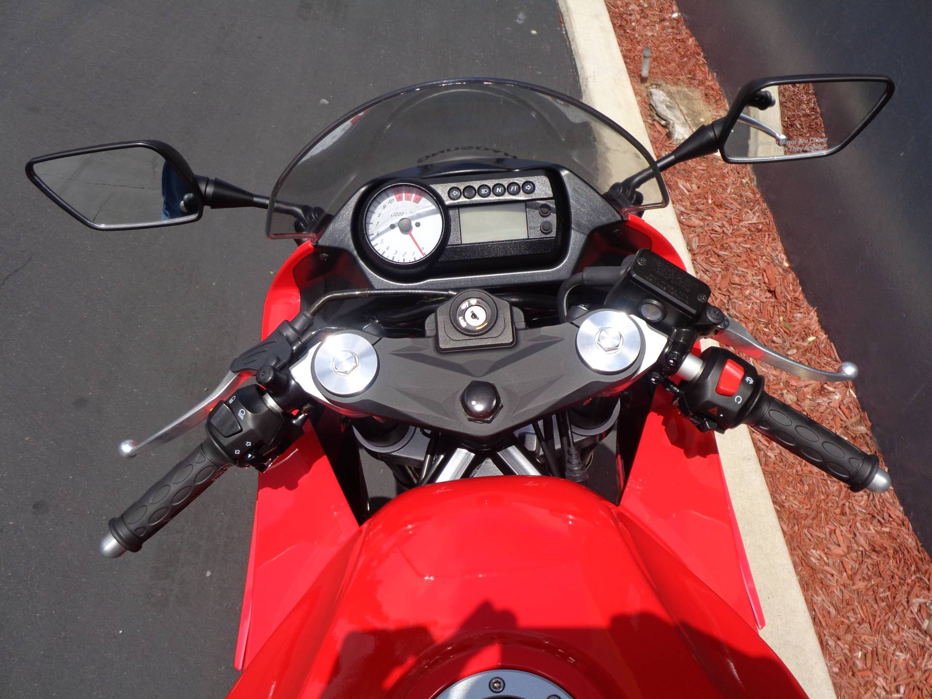 2016 Hyosung GT250R in Chula Vista, California - Photo 20