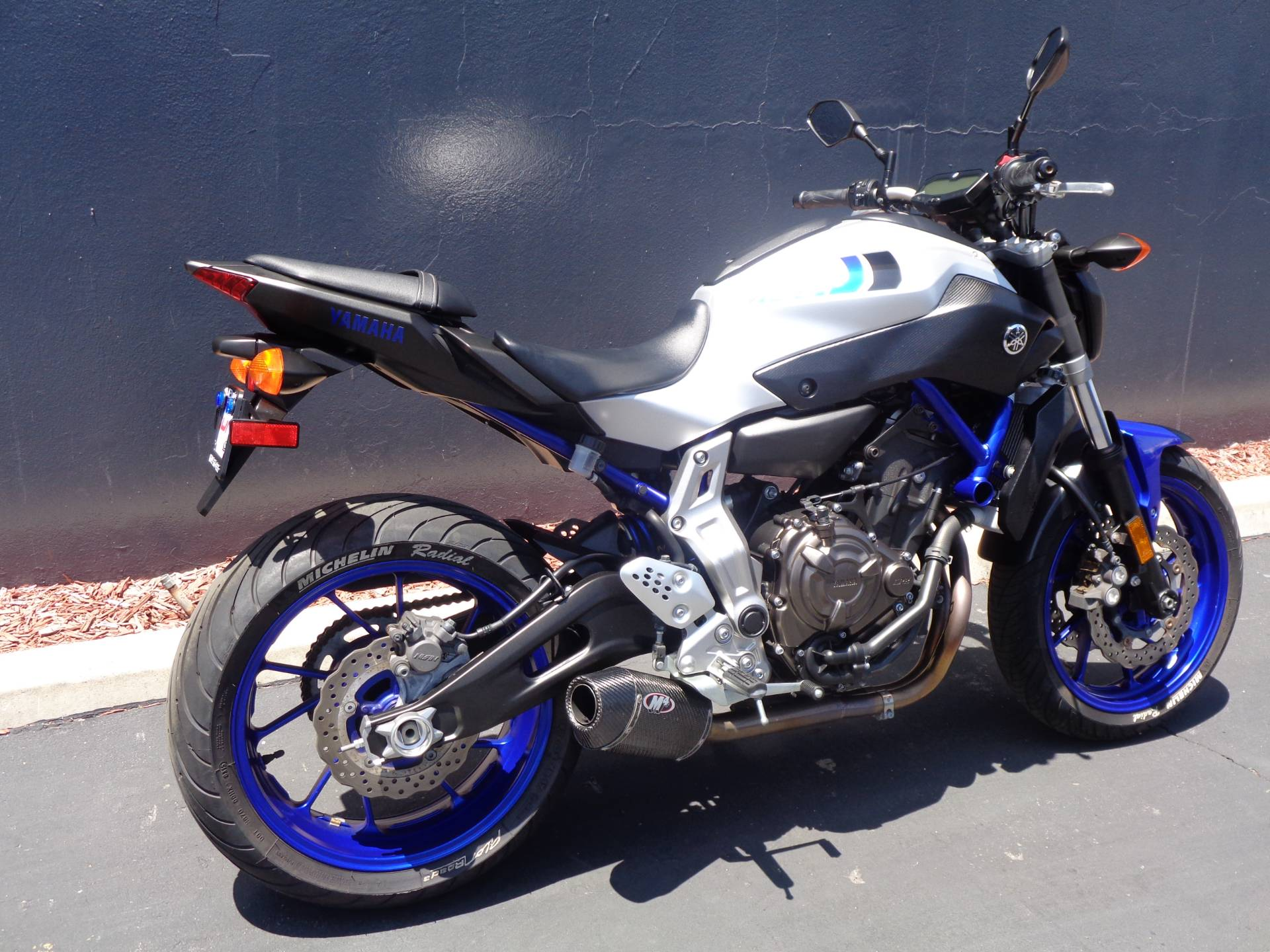 2016 Yamaha Fz 07 In Chula Vista California