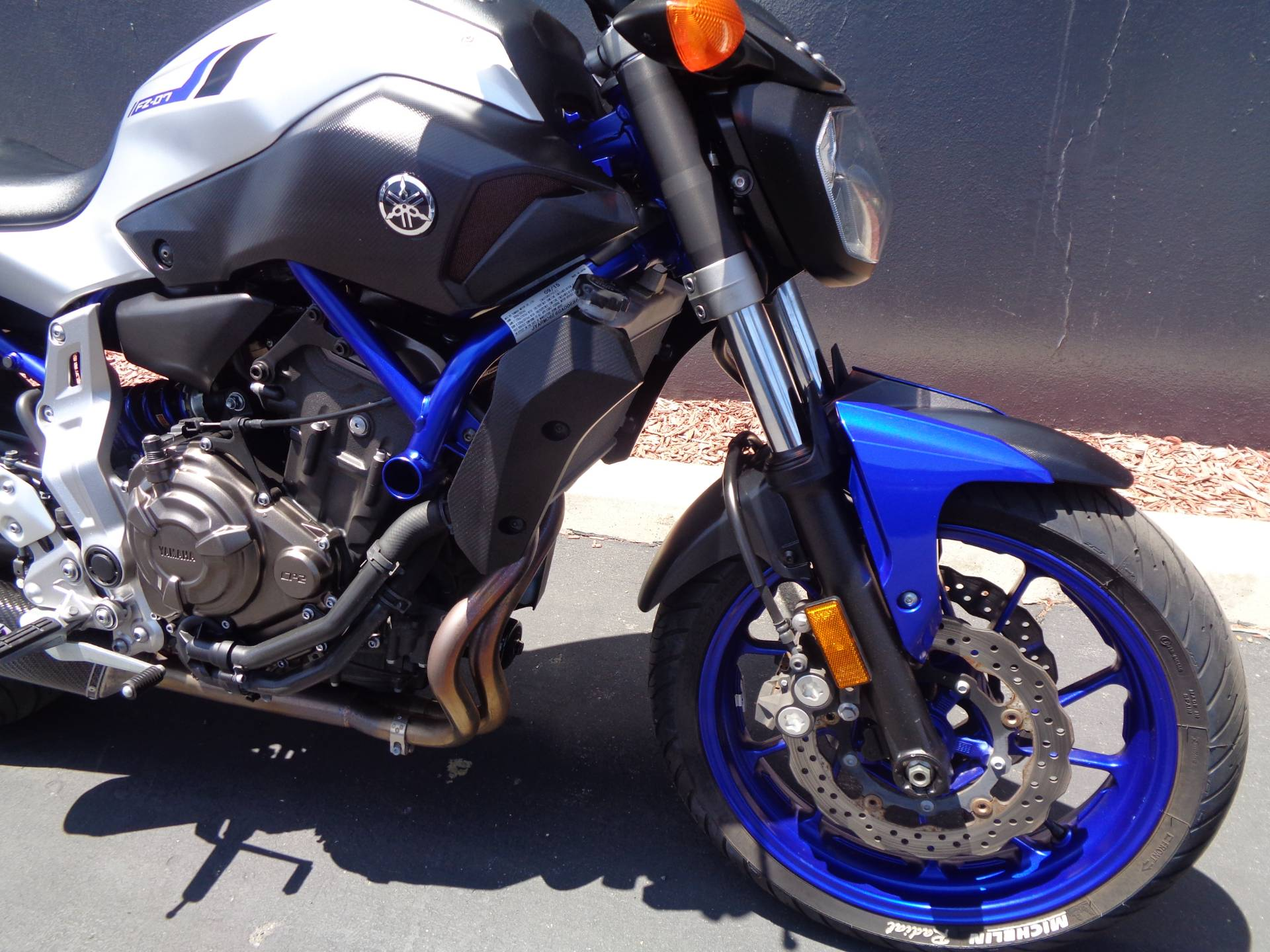 2016 Yamaha FZ-07 in Chula Vista, California - Photo 8